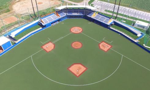 伊江村総合運動公園野球場