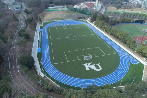 神奈川大学中山キャンパス総合グラウンド