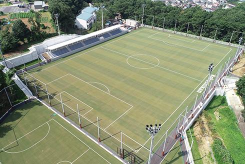 国士舘楓の杜キャンパス 競技場
