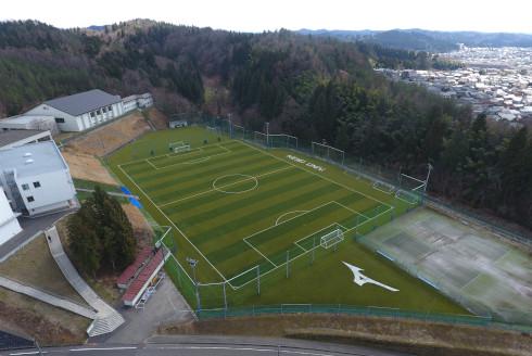新潟経営大学グラウンド