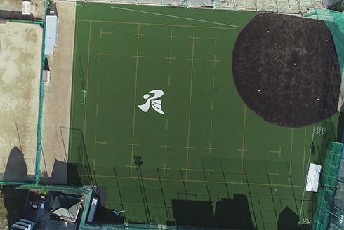 尾道中学校・高等学校グラウンド