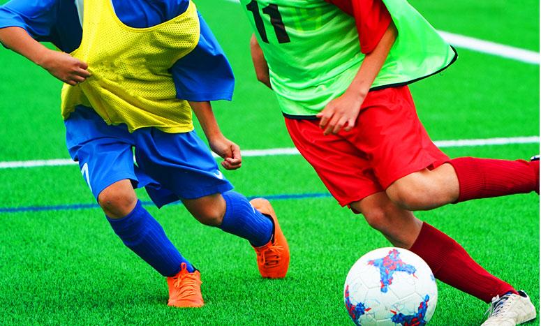 スポーツの楽しさを学べる