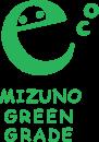 mizuno green grade