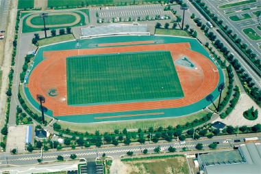 鴻巣市立陸上競技場